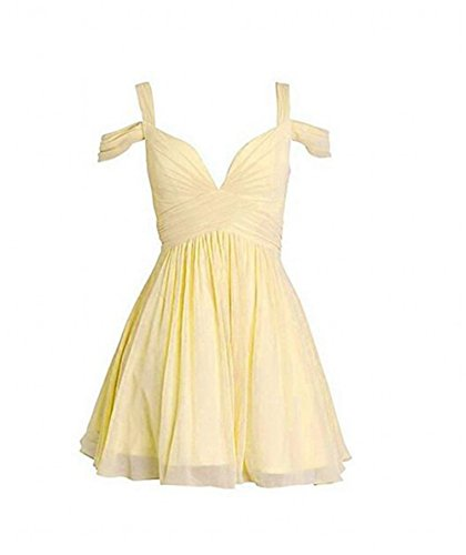 Leader of the Beauty - Robe - Femme Jaune