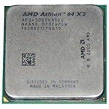 AMD - Procesador CPU ad04800iaa5d0 Athlon 64 x2 4800+ 2,5 Ghz, dual core, socket am2