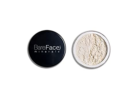 Bare Face Minerals Illuminating Mineral Highlighter | Highlighter Makeup | Face Highlighter | Cheek Highlighter | Makeup Highlighter | Long Lasting | Oil Free Loose Powder Highlighter Highlighters | 6g NET
