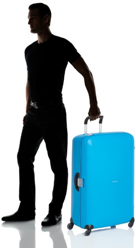 Samsonite Suitcase Termo Young, 85 cm, 120 L, Blue electric, 53398-1324 -