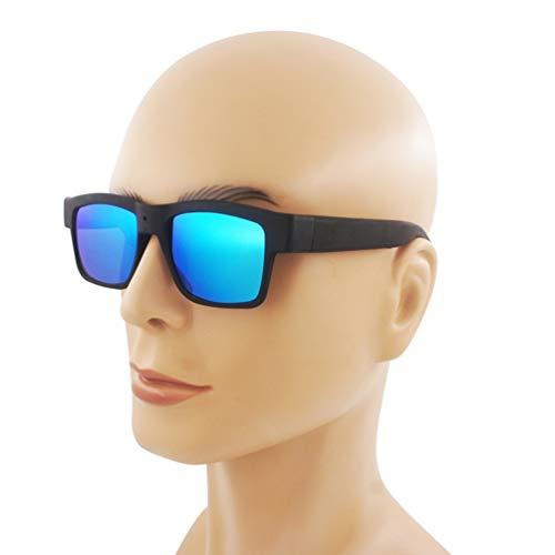 YWYU 2019 Neue Sonnenbrillen Unisex Outdoor Sports ABS Brille U Disk Brille Intelligente Brille Schutzbrille Polarisierte, Anti-Strahlung, Augenschutz - Fidelity Electronics