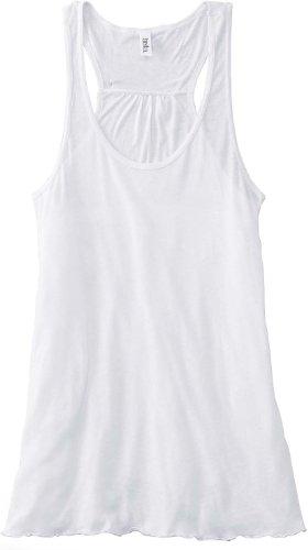 Bella - Leichtes Tank Top White