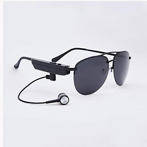 RHXX Bluetooth Wireless Invisible Headset Sonnenbrille Polarisierte Brille Und Leichtbau Für Outdoor-Aktivitäten