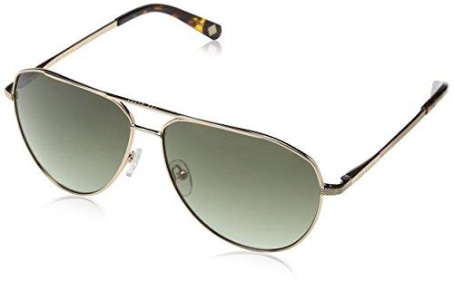 Ted Baker Sunglasses Unisex Reese Sunglasses, Gold, 61