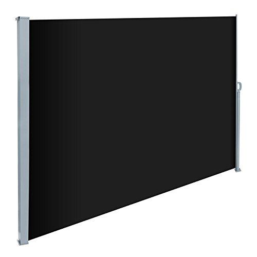 ecd-germany-200-x-300-cm-antracita-poliester-lateral-toldo-de-sol-proteccion-material-de-montaje-inc
