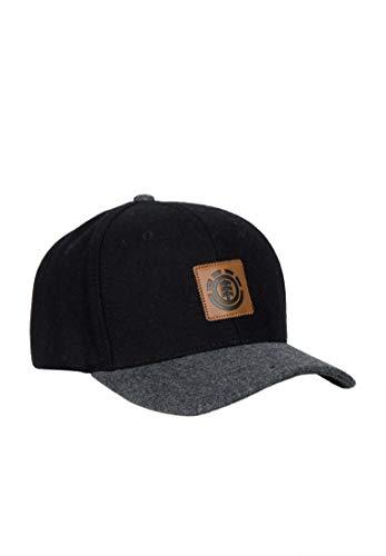 Element Gorra Treelogo CAP W20 Negro