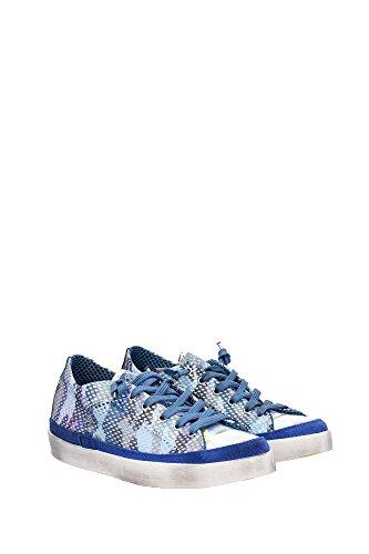 2SB455AZZURRO 2Star Sneakers Kind Stoff Blau Blau hlc6BMRpF9