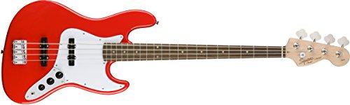 Fender Squier Affinity Jazz Bass RW RCR E-Bassgitarre