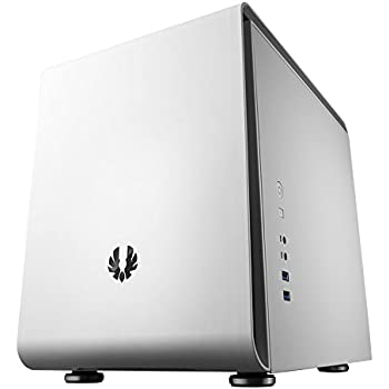 BitFenix Phenom Micro-ATX - computer cases (Small Form Factor (SFF), PC, Plastic, Steel, Micro-ATX, Mini-ITX, Black, White, Bottom)