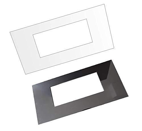 3 x Schutzfolie für Jura ENA 8 & ENA 8 Signatur Line Tassenablage, Abtropfblech, Tropfblech
