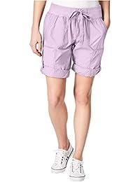 a9aa856511 Calvin Klein Performance Pantalones Cortos Cargo de Secado rápido para Mujer