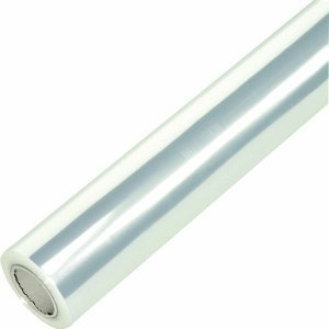 Papier Cristal - PAPSTAR 18406 Rouleau de papier transparent 50
