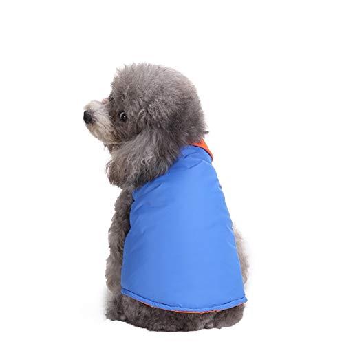 (Bluelucon Haustier Hund Welpen Klassischen Pullover Fleece Pullover Kleidung Warm Pullover Winter Mode)