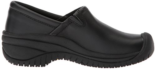 KEEN Utility Women's PTC Slip On II Work Shoe,Black,10.5 M US Black