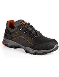 RISIKOFREIE cddsms-8schwarz Sicherheit Schuhe S1P Größe 8