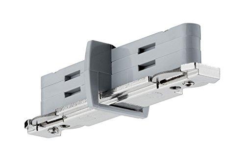 Paulmann 95140 URail Schienenleuchte System Light&Easy Strom Trenner 230V Metall/Kunststoff