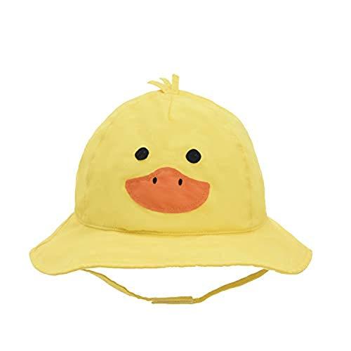 Cappello da Sole Estivo per Viaggio Outdoor Sport Berretto da Baseball con Visiera per Bambino e Bambina,BYSTE Neonato Adorabile Cucciolo Morbido Berretti e Cappellini