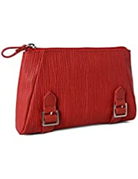 Baggit Women's Cosemetic Bag (Red)