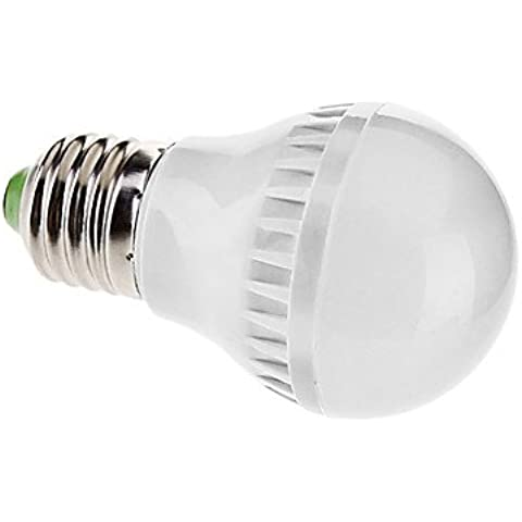 MZM 4W E26/E27 Lampadine globo LED A50