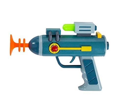 Rick and Morty Laser Gun Costume Accessory