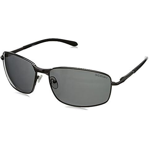 OceanGlasses - Coren - gafas de sol  - Montura : Metálica- Lentes : Ahumadas (19900.1)