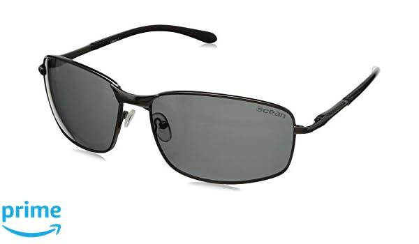 OCEAN SUNGLASSES Coren - lunettes de soleil - Monture : Metal - Verres : FumÃBlackrolle (19900.1) w9T5BI
