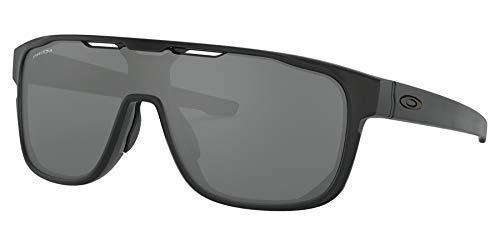 Ray-Ban Herren 0OO9387 Sonnenbrille, Grau (Matte Black), 40