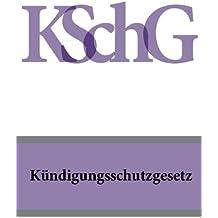 Suchergebnis Auf Amazonde Für Kündigungsschutzgesetz Kschg