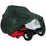 Spares2go Wasserdicht Outdoor Rasen Traktor Bezug Countax, lawnflite, Atco, Honda (Kordelzug Krawatte Ösen)