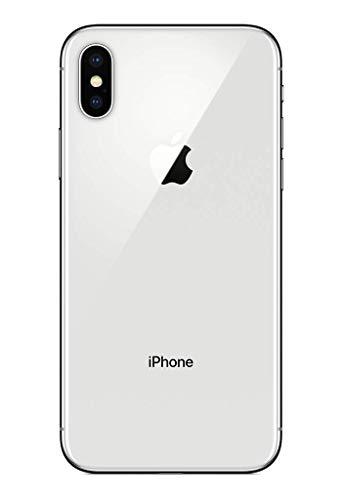Apple iPhone X 5.8 SIM singola 4G 64GB Argento