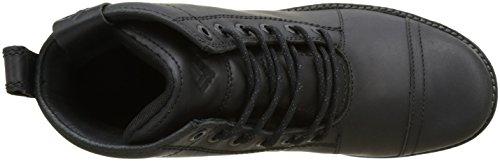 Columbia Herren Irvington 6 LTR Boot WP Chukka Schwarz (Black, Charcoal)