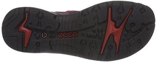 femme ECCO Black Fitness 59277Morillo de Chaussures Port OFFROAD Violet Ecco RdTqXq