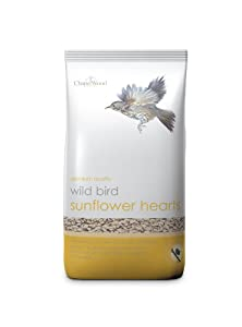 Chapelwood Sunflower Hearts 5kg by Chapelwood