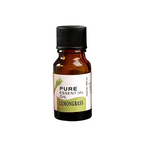 Duftende Ätherische Öle, Gesundes Natürliches Pflanzenextraktöl, Speziell Für Luftbefeuchterlampe/Nebelbefeuchter/Diffusor, 10 Ml, 7 Aromen - Feuchtigkeitsspendende Patchouli Öl