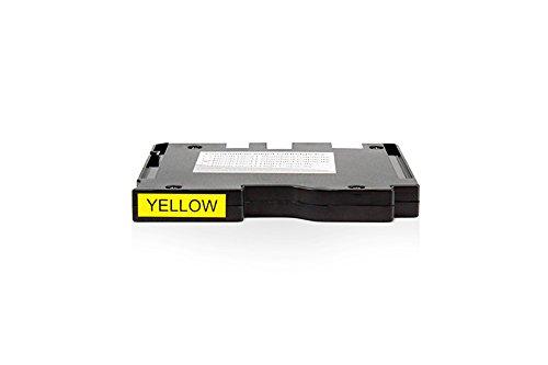 printyo® Kartusche D Tinte Gel 405768gelb kompatibel für Drucker Lanier SG 3100SNW 2200Seiten