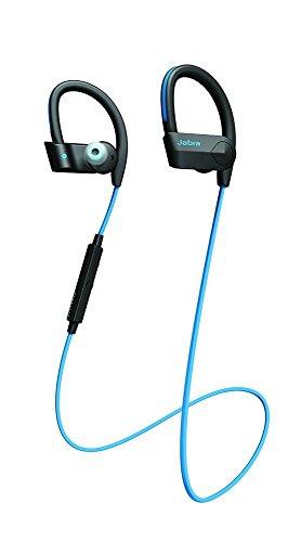 Jabra 100-97700002-65 Sport Pace drahtloser Bluetooth 4.0 In-Ear-Stereo-Ohrfhörer (NFC, Freisprechfunktion) blau