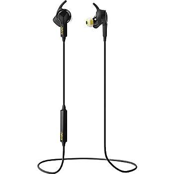 Jabra Sport Pulse Special Edition - Casque Audio sans Fil - Noir/Jaune