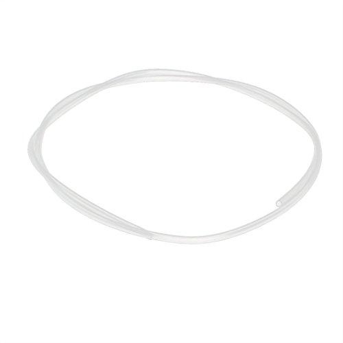 mm PTFE Transparent Schlauch Rohr 1Meter 3,3Ft für 3D Drucker RepRap DE de ()