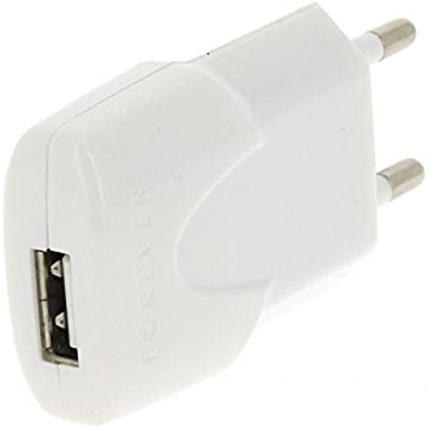 Acce2S-Caricabatterie da parete USB per Smartphone YEZZ Andy AZ4,5, 1100 MAH