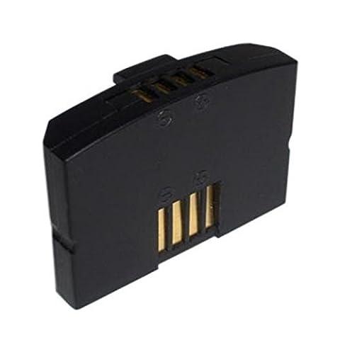 HQRP 140mAh Akku für Sennheiser BA300, HDI830, IS410, RI410, RR840 -S, RS4200, Set840-S -TV, Set900 Kopfhörer / (Sennheiser Ri 410)