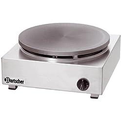 Bartscher - Crepera a gas, 1 placa, 400mm