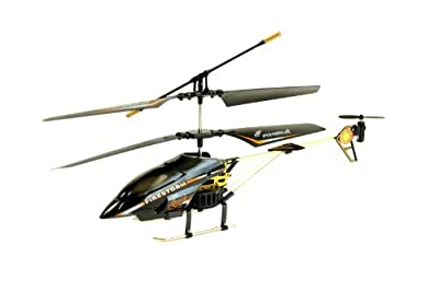 Amewi 25064 Firestorm GOLD Indoor Helicopter Gyroscope with Turbo Function and LiPo Battery