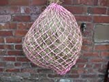 Horse Haynet / Haylage Net PINK. Small Holes, Large 40