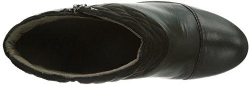 Marc Shoes Perla 2, Bottes femme Noir - Noir (100)