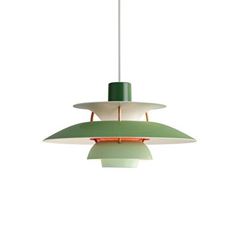 Louis Poulsen - PH 5 Mini Pendelleuchte, grün - Louis Poulsen Beleuchtung