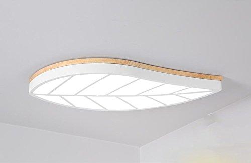 Fgsgz stanza dei bambini lampade legno lampada da soffitto moderno