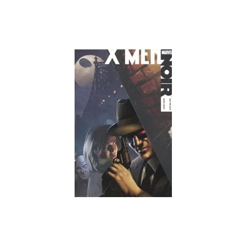 X-Men. Noir