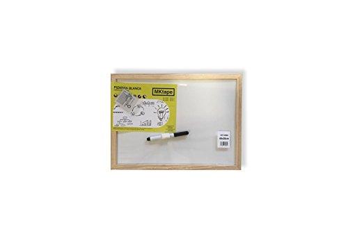 Mktape MK730960 - Pizarra con marco de madera