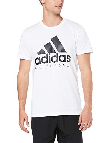 d2b49dc1c3246 adidas T-Shirt de Basketball Graphic à Manches Courtes pour Homme