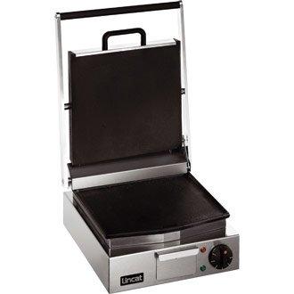 lynx-cd421-400-lincat-400-single-contact-grill-lcg-electric-single-grill-flat-plates-2250-watt-silve